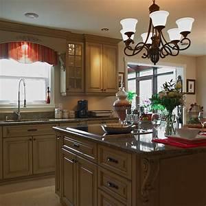 Cuisine Bois Massif : armoire de cuisine en bois massif ~ Premium-room.com Idées de Décoration