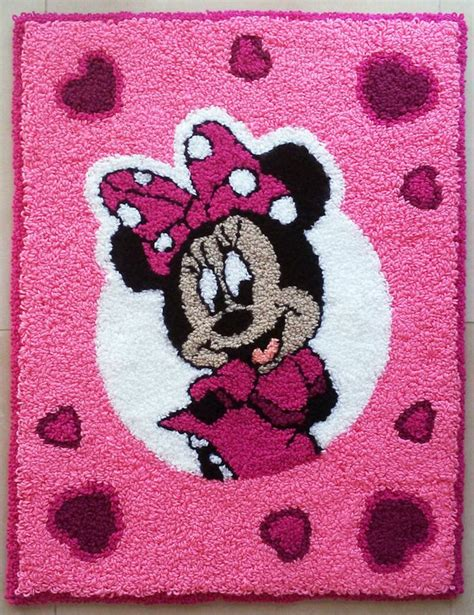 Minnie Mouse Rug Bedroom by Minnie Mouse Disney Rug Carpet Mat Children Bedroom