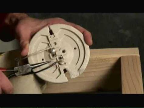electrical light socket wiring