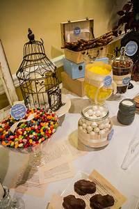 harry potter dessert table design dazzle