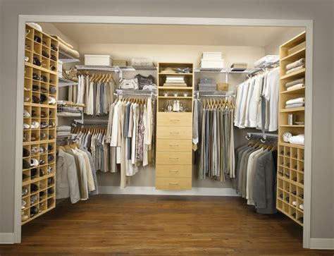 Closet Organizers :  Amusing Closet Organizers Menards Wood