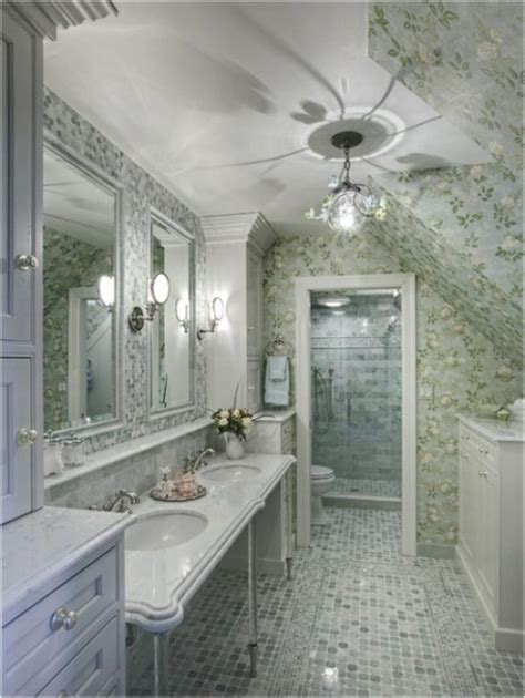 Modernes Badezimmer Im Frauenstil  Wohnideen Für Das