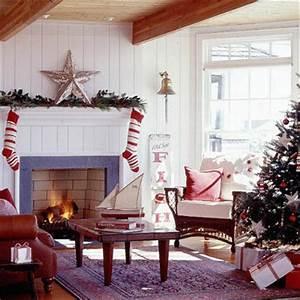 Festive Flair A Traditional Holiday Coastal Living