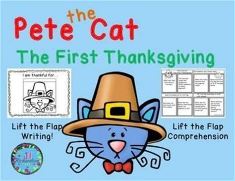 pete  cat   thanksgiving   classroom