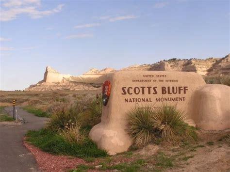 Scotts Bluff National Monument Scottsbluff, NE - Picture ...