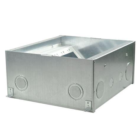 Fsr Floor Boxes Fl 600p by Fsr Fl 600p 6 B Ul Cul Concrete Floor Box 6 Quot