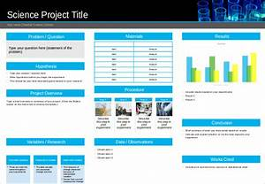 10 powerpoint poster templates ppt free premium With scientific poster ppt templates powerpoint