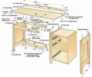 Waskito Dharmo: This is Child's desk woodworking plans