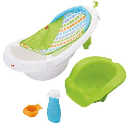 Bath Seats For Babies Walmart by Fisher Price 4 In 1 Sling N Seat Tub Walmart Ca