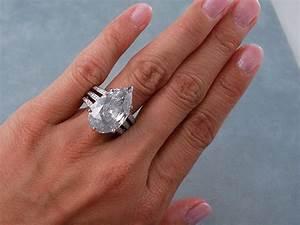 1 5 Carat Diamond Price Chart 11 50 Ctw Pear Shape Diamond Engagement Ring G I1 2