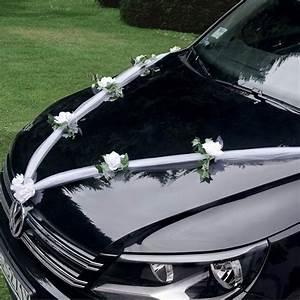 Deko Auto Hochzeit : autoschmuck motorhaube t ll girlande wei autoschmuck hochzeit auto dekoration und ~ A.2002-acura-tl-radio.info Haus und Dekorationen