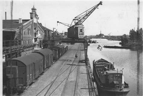 historische bilder vom oldenburger hafen