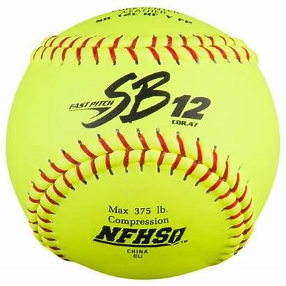 Softball Nfhs Dudley Pitch Fast 12l Sb
