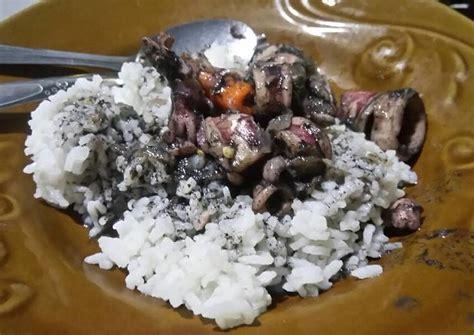 Baby cumi 500 gr bumbu :; Resep Nasi Cumi Hitam oleh pitipiti - Cookpad