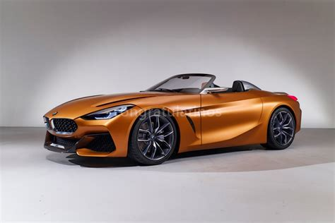 2019 Bmw Z4 Price, Concept, Specs And Release Date Best