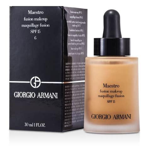 Harga Giorgio Armani Maestro Foundation giorgio armani maestro fusion makeup foundation spf 15