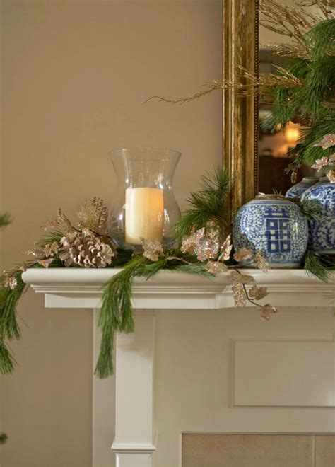 easy  elegant holiday decor tip ideas real simple