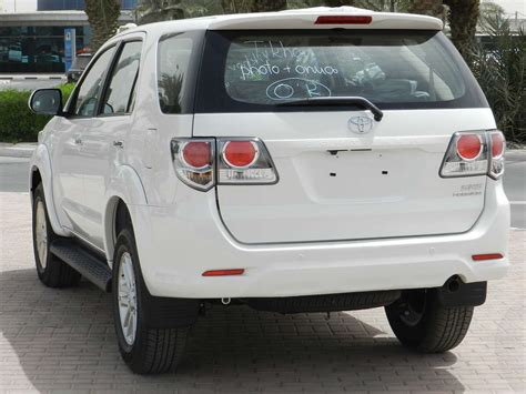 Toyota Fortuner Photo by 2012 Toyota Fortuner Photos 2 7 Gasoline Automatic For Sale