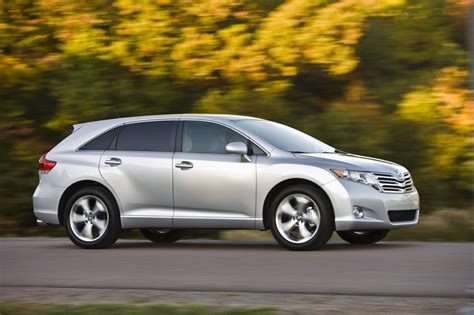 toyota venza side pictures  car release preview