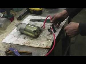 How-to Fix A Starter Solenoid - With Taryl