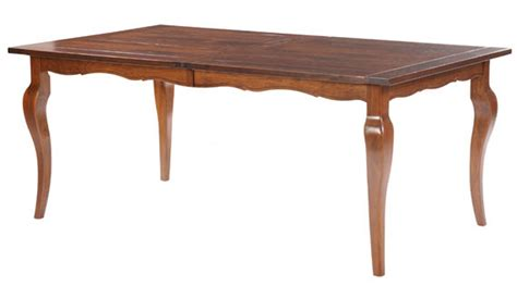 provence dining table and chairs provence table amish furniture designed