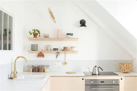 budget small kitchen makeover  young architects build