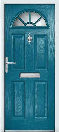 bespoke colours composite doors    door