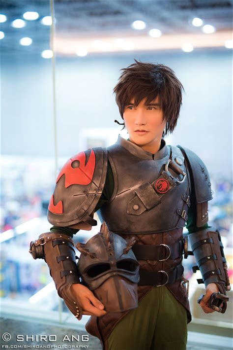 Liui Hiccup Cosplay Photo Worldcosplay