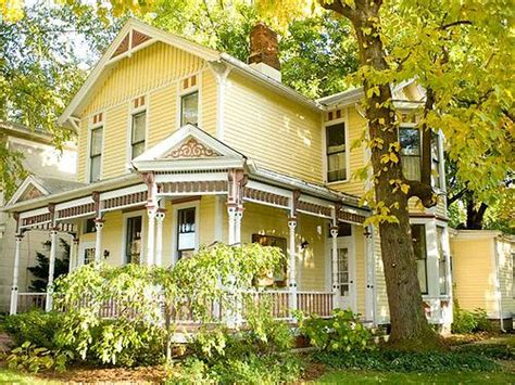 victorian house colors yellow google search victorian