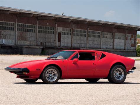 The Perfect Breed: Italian Musclecars - autoevolution