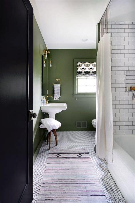 predicting color trends   green bathroom