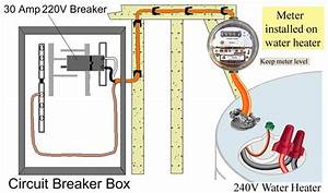 240v Hot Water Heater Wiring Diagram