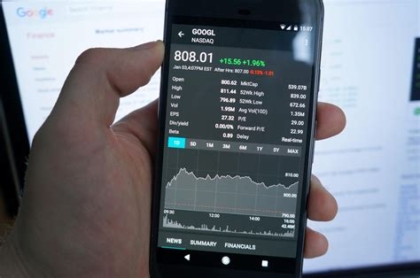 stock market quote apps  android android central