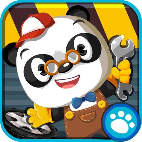 Panda Garage by Dr Panda S Garage By Tribeplay Limited