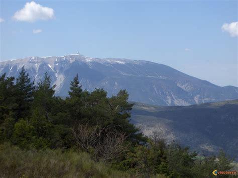 photo le mont ventoux