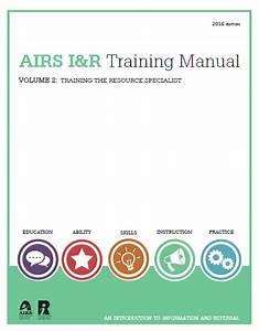 Airs I U0026r Training Manual