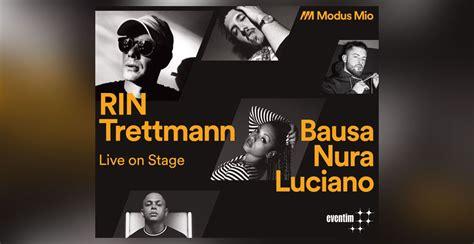 Modus Mio Geht Mit Trettmann, Luciano