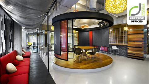 Creative Offices! Ogilvy & Mather Office By M Moser
