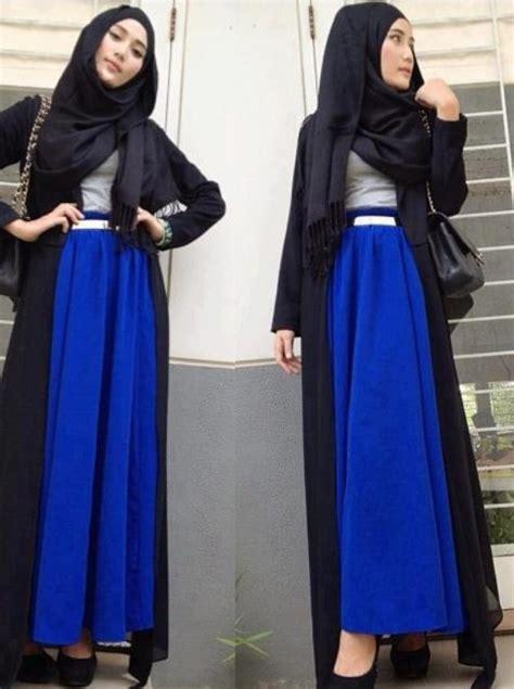 yuk intip trend baju lebaran   wanita muslim