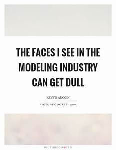 How To Get In T... Famous Modelling Quotes