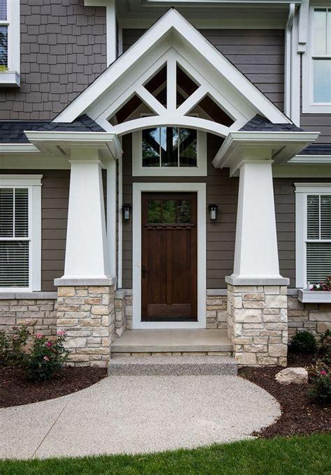 porch columns ideas  pinterest front porch