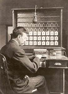Tabulating Machines