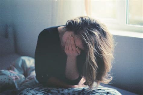 Sad Depressed Girl Tumblr
