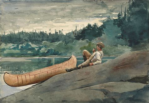 The Guide by Winslow Homer We Do Prints