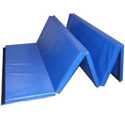 Gymnastics Floor Mats For Home by Folding Gym Mats 5x10 Ft X 2 Inch Martial Arts Folding