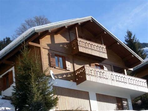 location chalet individuel chalet morclan n 176 8 chatel 4043 chalet montagne