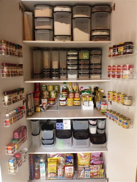 Cupboard Organization by 8 Organised Pantries The Organised
