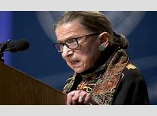 Bias Ginsburg Praises Media and the Statue of Liberty