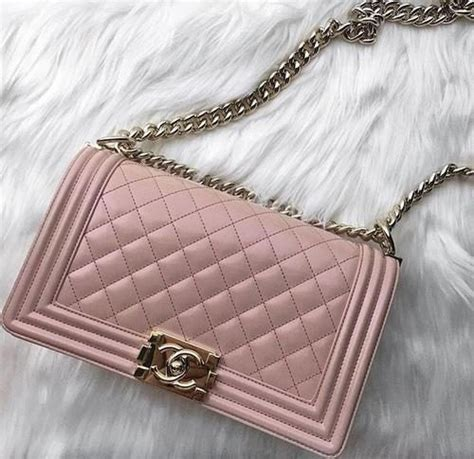 chanel pouch pink chanel bags and shoes collection just trendy