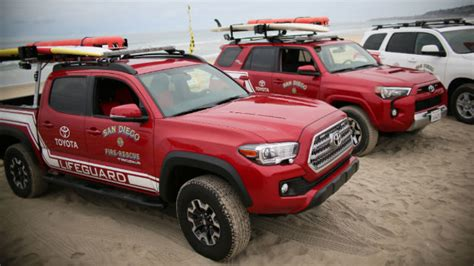 brand  toyota vehicles unveiled  san diego